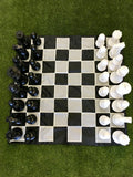 Giant Size Plastic Outdoor Chess Game Set 3x3m
