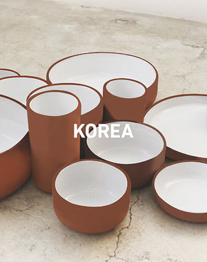 Ceramics from Korea