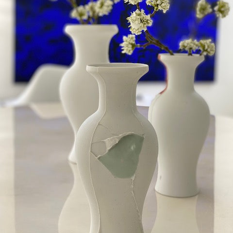 one of a kind vases from JAHOKO.COM