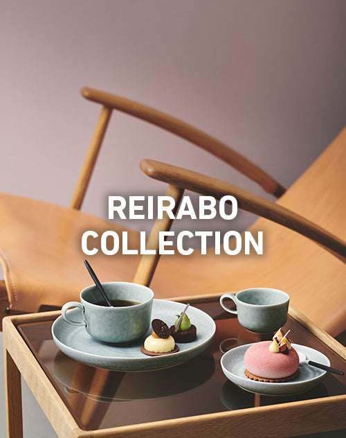 ReiRABO ceramics collection from JAHOKO