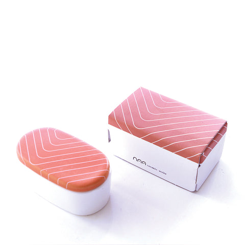 Sushi Nigiri - oval set of 4 pieces - OCTOBER OFFER 25 %