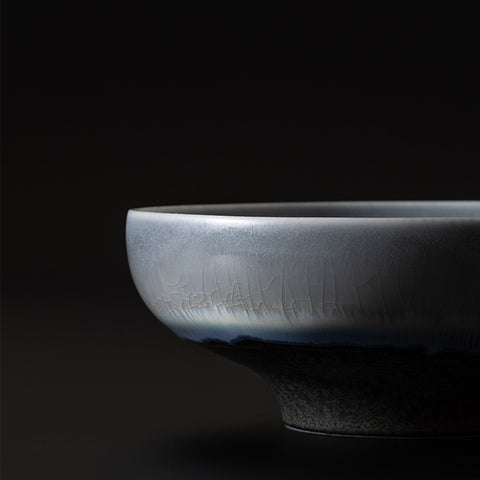 Unjour bowl - rainy gray