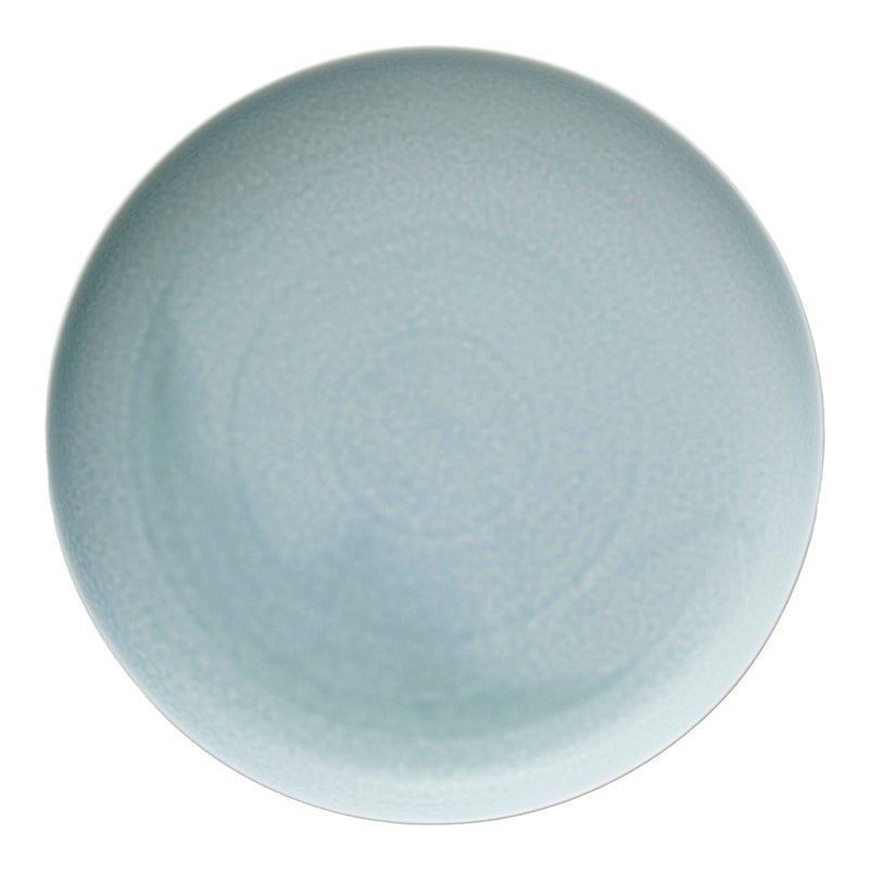 ReIRABO round plate - spring mint green