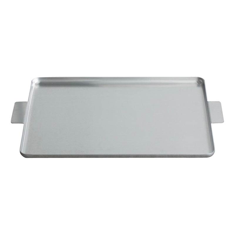 Aluminum tray rectangle