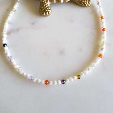 Bracelet Koro orange clair