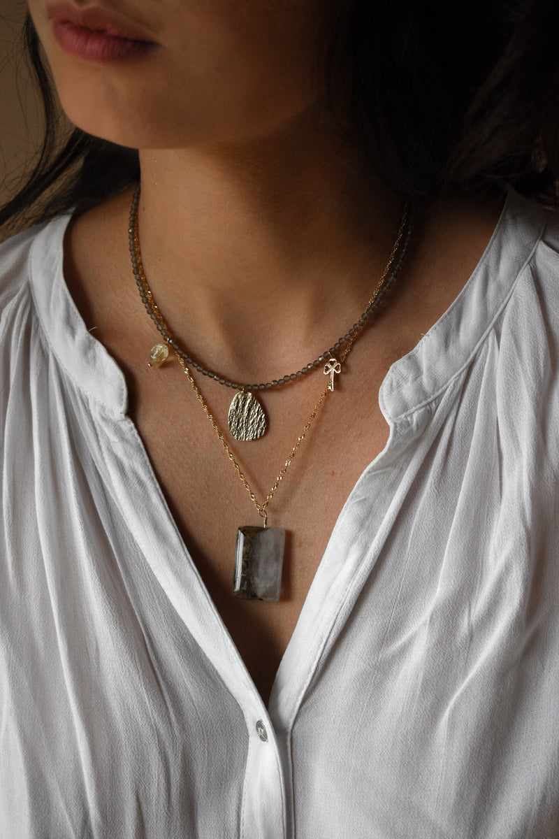 Collier Faustine