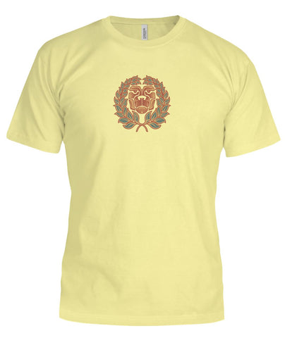 Lion Multi Color UniSex T-Shirt