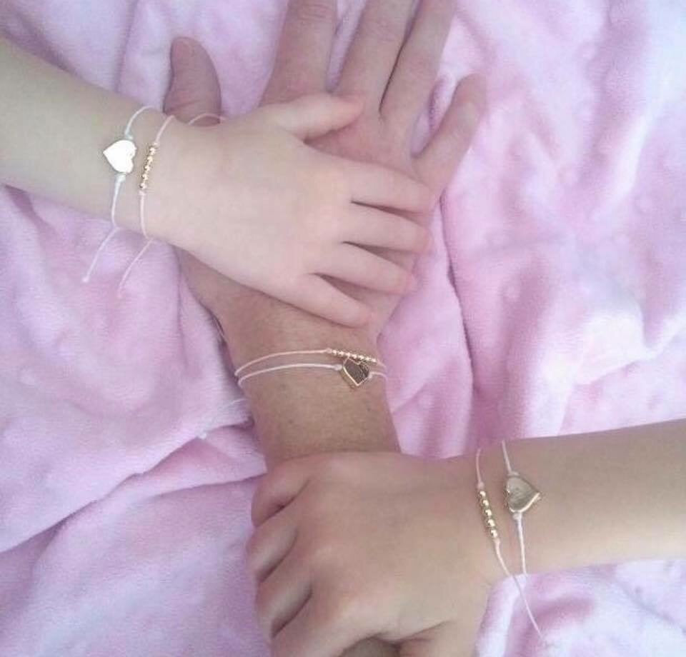 Mommy & Me Wish Bracelets