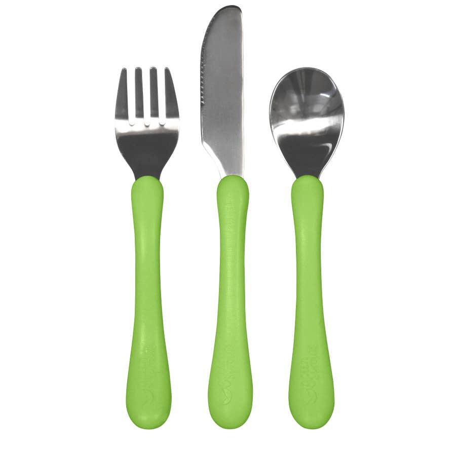 Green Sprouts Cutlery Set