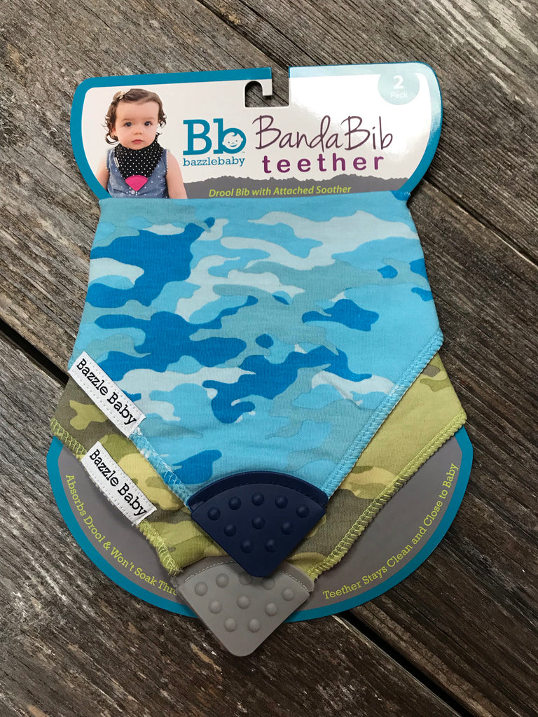 Banda Bib Teether