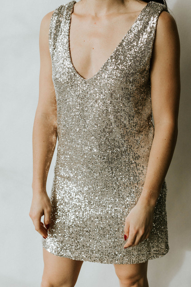 Sequin Finale Dress
