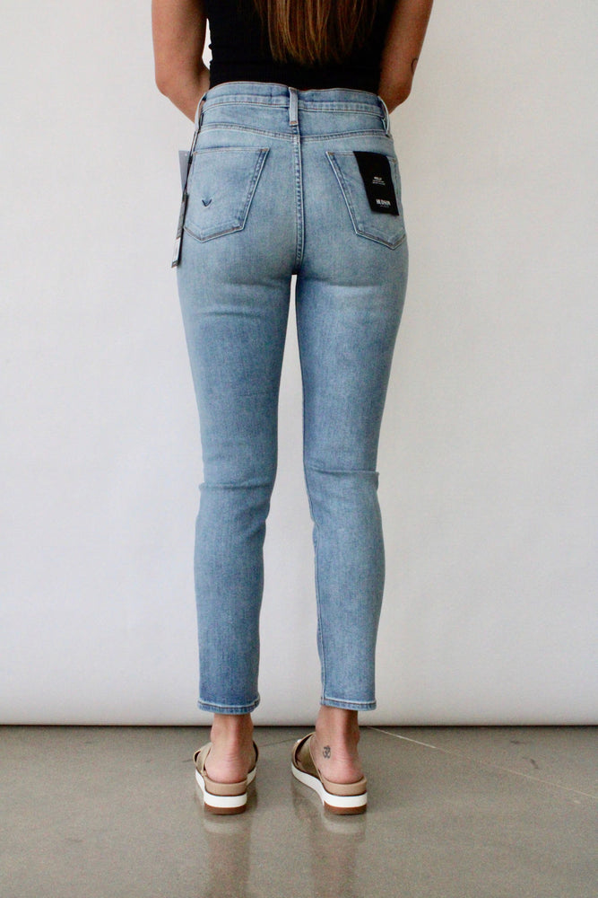 Holly High Rise Crop Skinny
