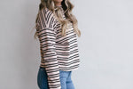 Alea Striped Pullover