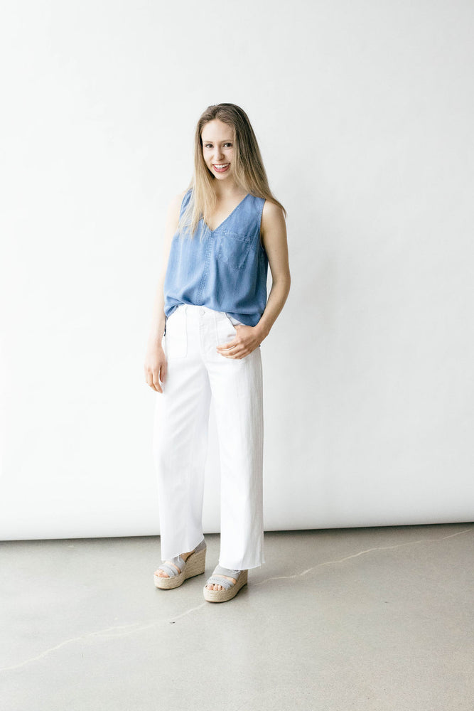 Nellie Culotte with Utility Pocket