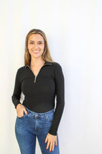 Collarless Long Sweater Jacket