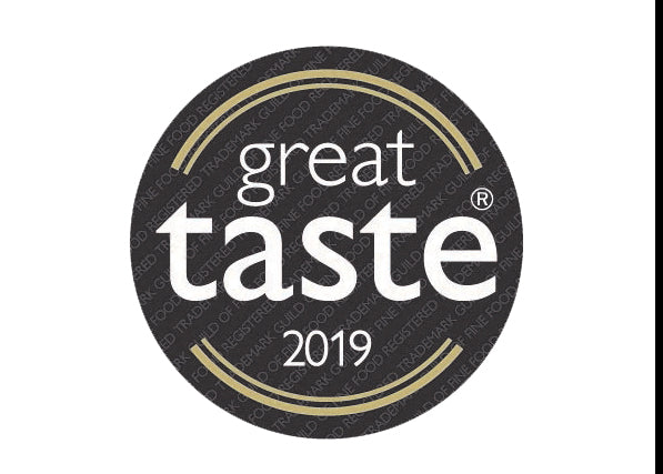 Triumph at the Great Taste Awards 2019