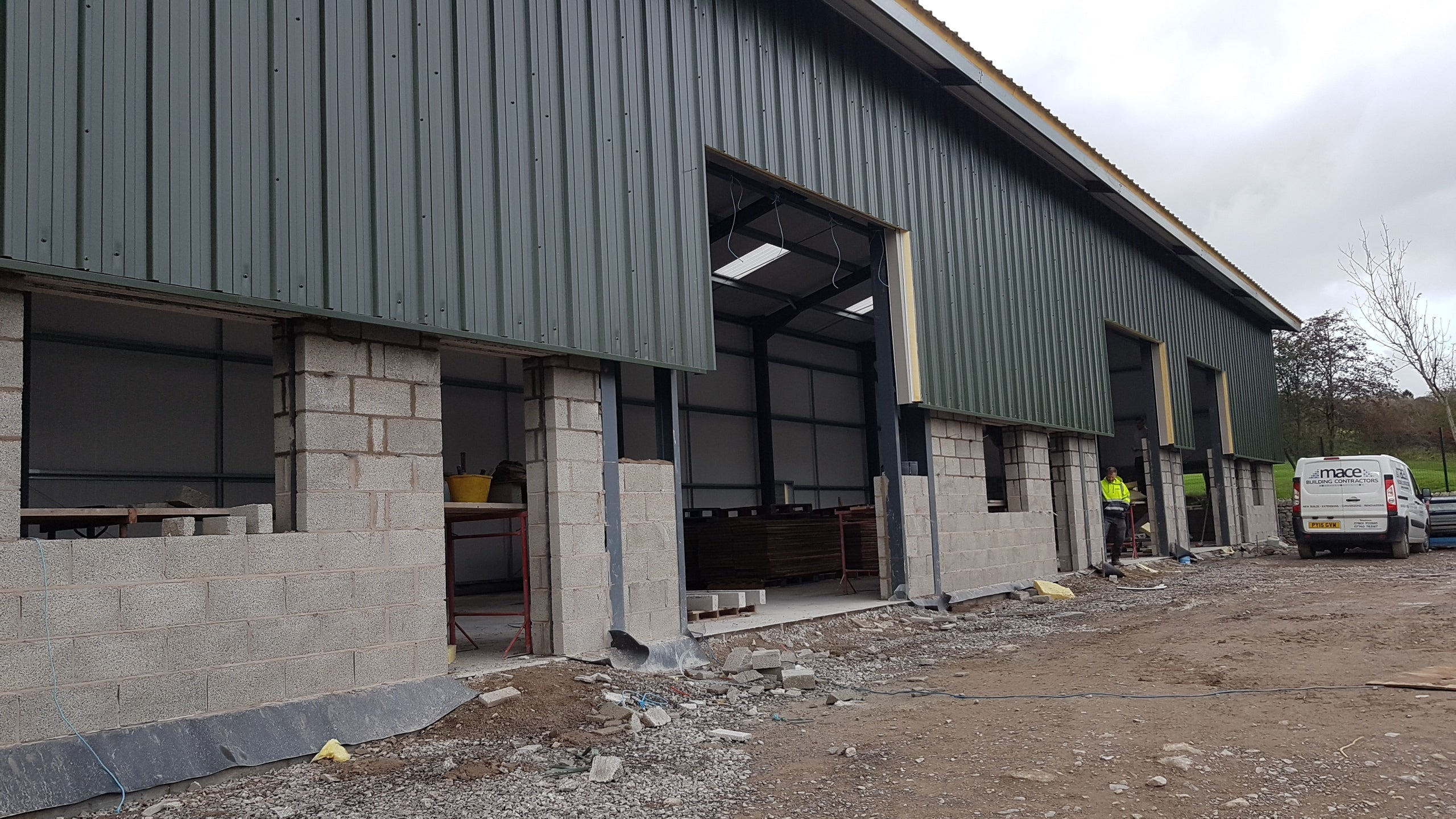A year in the planning Kendal Fell Business Park - Lakeland Artisan Ltd
