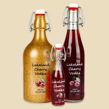 Load image into Gallery viewer, Lakeland Cherry Vodka Liqueur