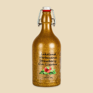 Lakeland Herbaceous Strawberry Gin Liqueur