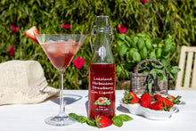 Load image into Gallery viewer, Lakeland Artisan - Lakeland Liqueurs - Herbaceous Strawberry Gin Liqueur