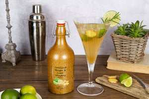 Lakeland Ginger & Lime Whiskey Liqueur