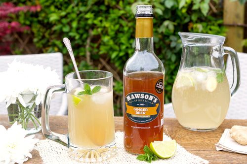 Mawson's Ginger Beer Cordial