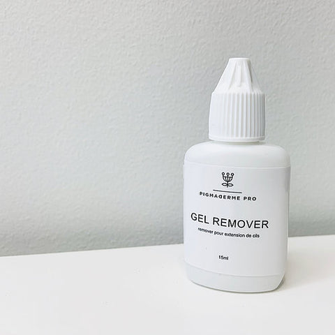 Gel Remover Transparent