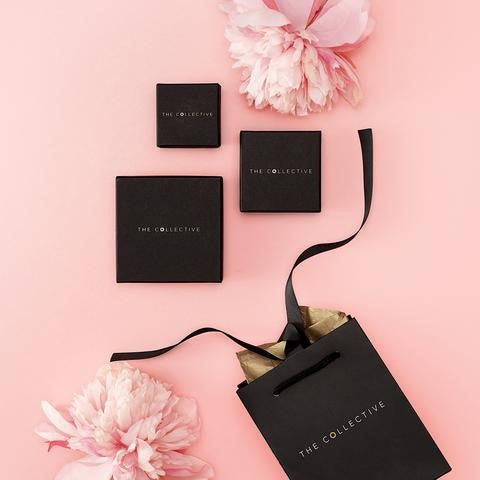 Jewellery with beautiful packaging