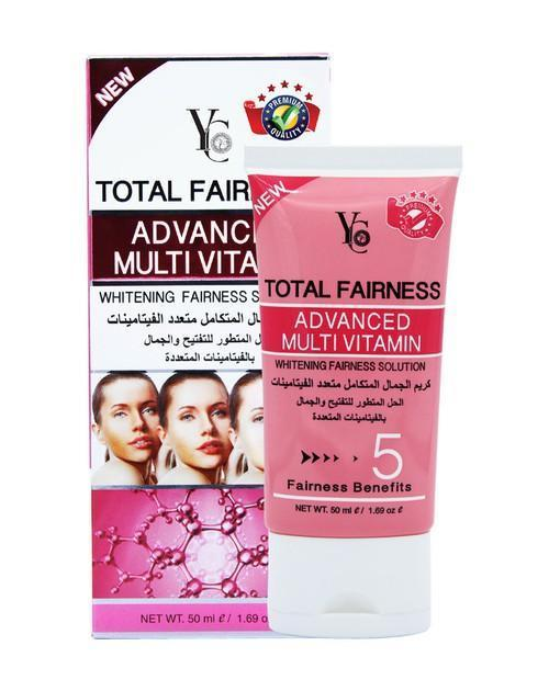 YC TOTAL FAIRNESS ADVANCED MULTI VITAMIN 50ML YC675