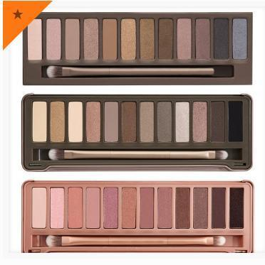 NAKED 12 COLOR EYESHADES