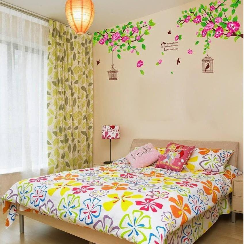 Tree Branches Wall Sticker JM7178
