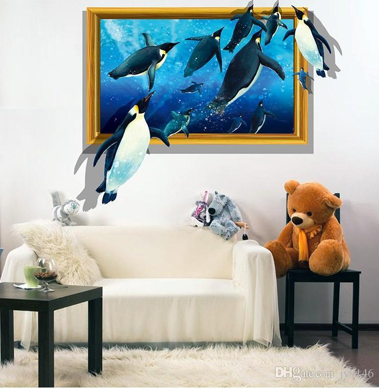 3D Wall Stickers XH9001