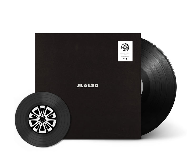 JLALSD Bundle (LP+7inch)