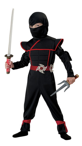 Stealth Ninja Boys Costume Toddler
