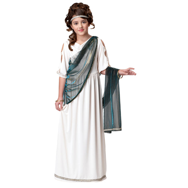 Roman Princess Girl Costume