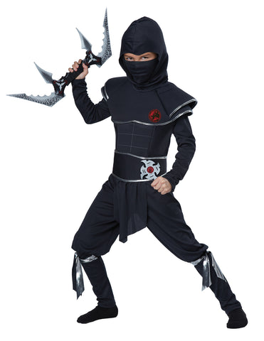 Ninja Warrior Boy Costume