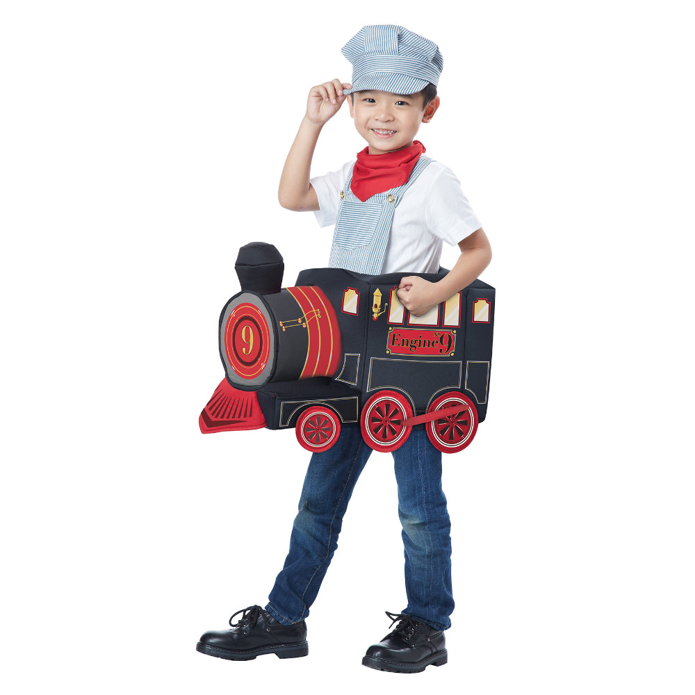 All Aboard Boy Costume