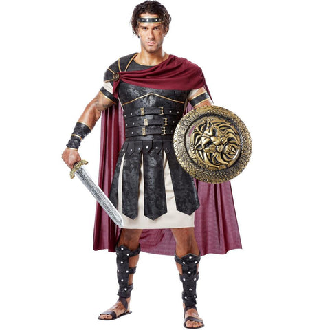 Roman Gladiator Men Costume