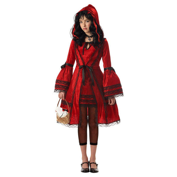 Red Riding Hood Girl Costume