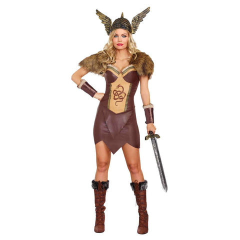 Voracious Viking Female Costume