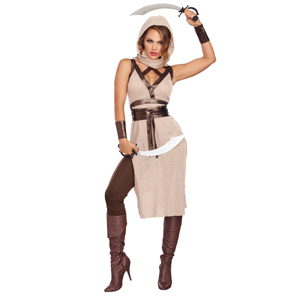 Desert Warrior Female Costume
