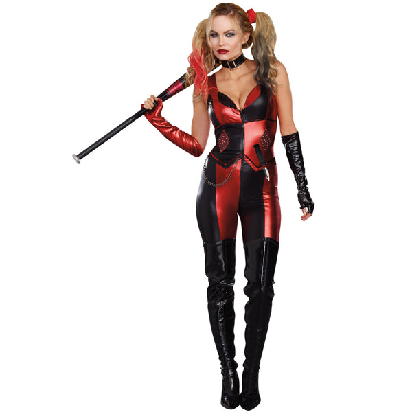 Harlequin Blaster Female Costume