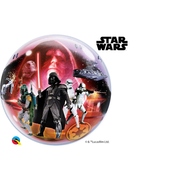 Star Wars 22in Single Bubble 1Ct