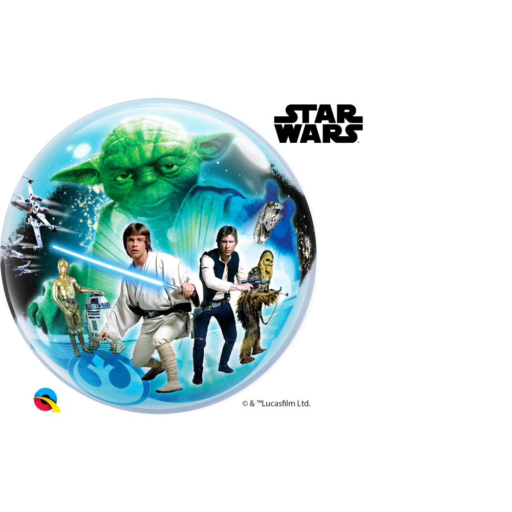 Star Wars Single Bubble