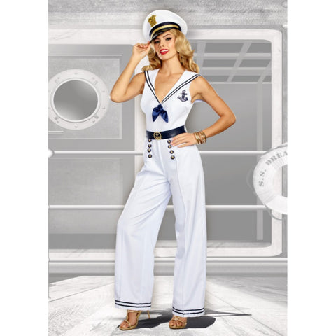 Anchors Away Female Costume