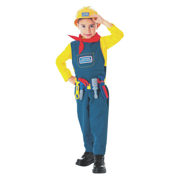 Junior Builder Boy Costume Toddler