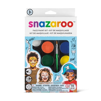 Snazaroo Boys Hanging Palette Kit