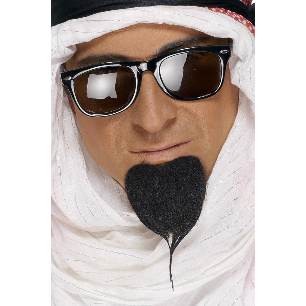 Arab Beard Black Self Adhesive