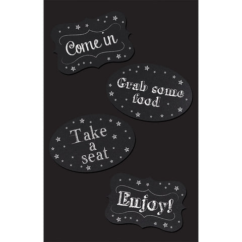 Chalkboard Door Sign
