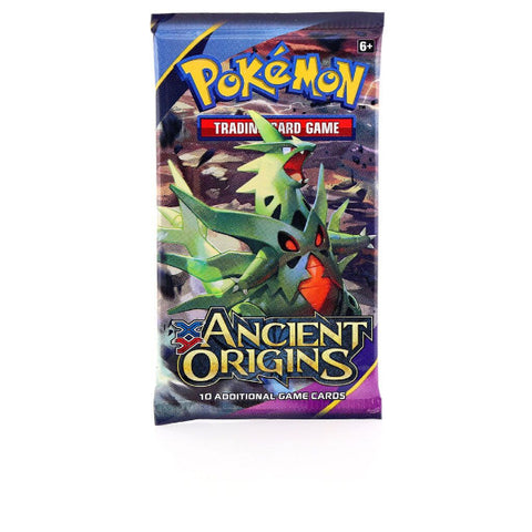 XY7 Ancient Origin Boosters